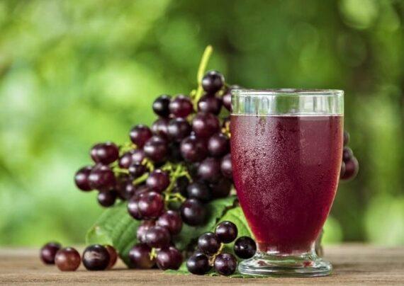 طرز تهیه آب انگور