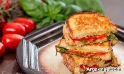 روش تهیه ساندویچ گوجه کبابی