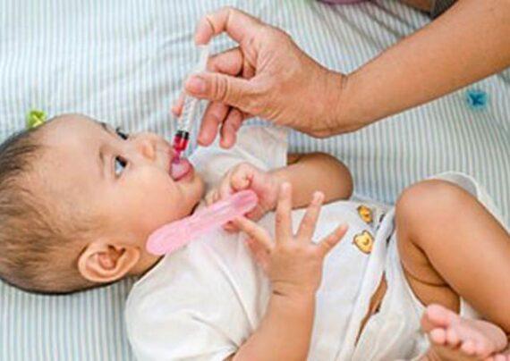 قطره آهن برای نوزادان نارس ضروری است.