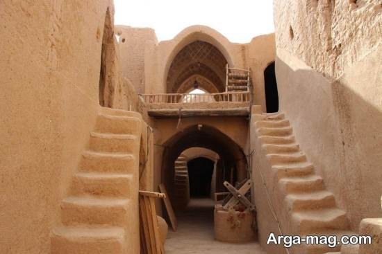 بناهای قدیمی مهریز
