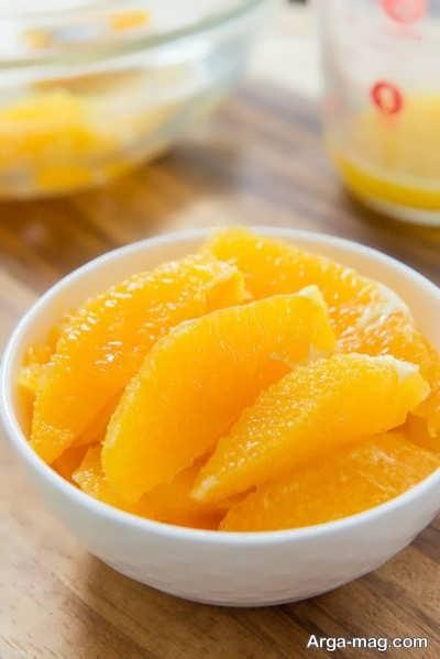 روش تهیه کمپوت پرتقال در منزل