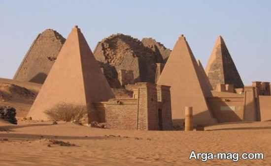 جاذبه های سودان