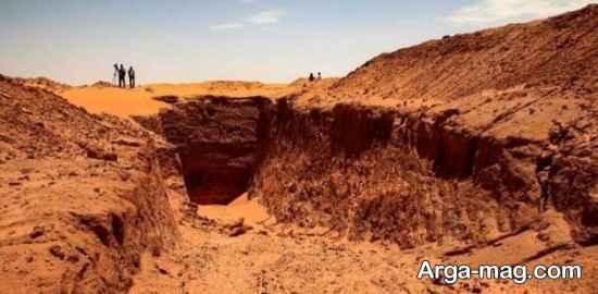 کوه های سودان