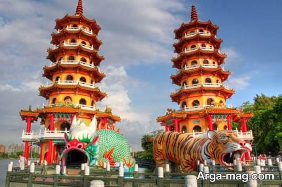 مهاجرت توریستی تایوان