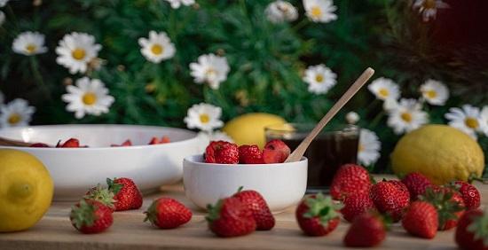 استفاده از میوه در وعده صبحانه