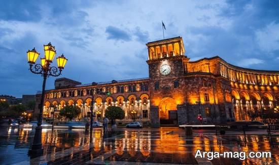 مهاجرت کاری ارمنستان