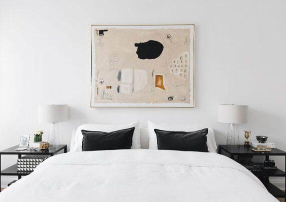 آموزش نظافت تخت خواب به روشي آسان
