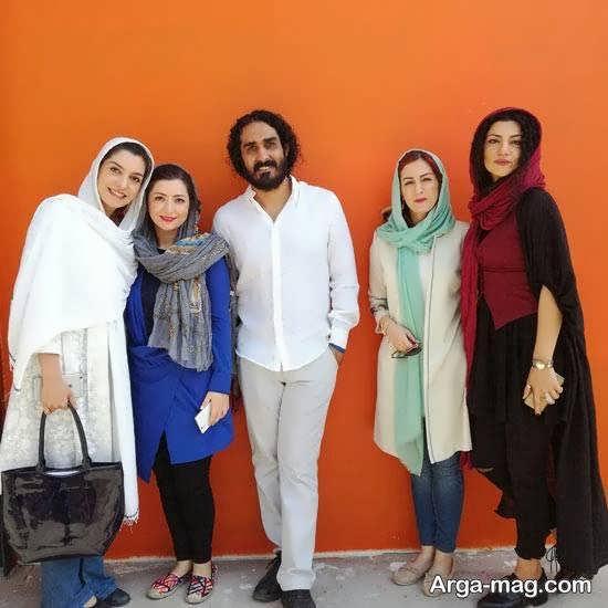 بیوگرافی فرزانه سهیلی بازیگر سریال باخانمان