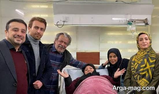 بیوگرافی فرزانه سهیلی از بازیگران جوان و موفق ایرانی