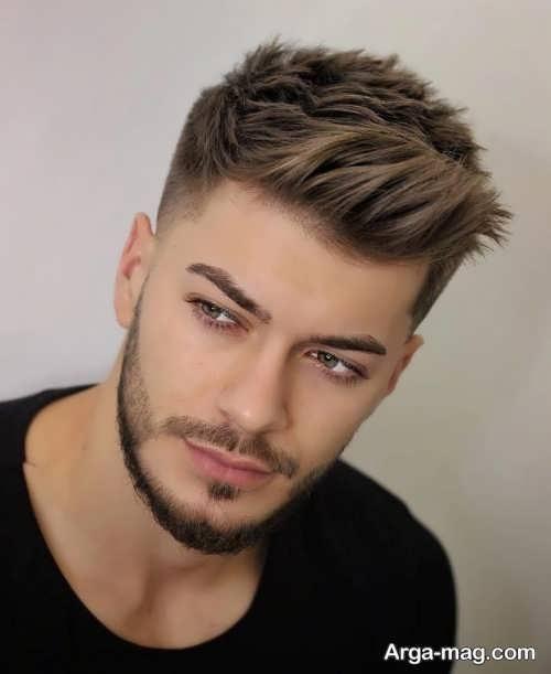مدل موی پسرانه 2021