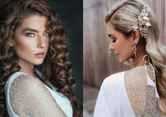 مدل موی عروس 2021