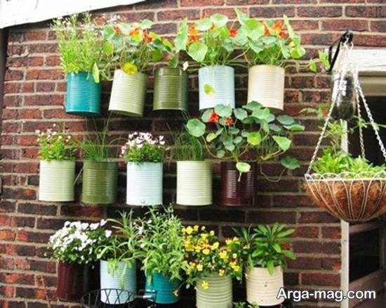 آموزش ساخت باغچه بر روی دیوار برای تمامی سلیقه ها