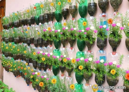 آموزش ساختن باغچه دیواری برای زیباسازی منزل