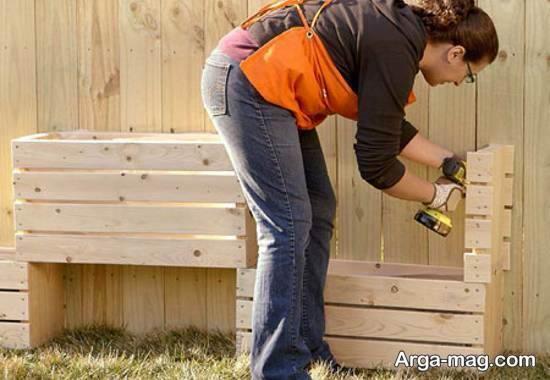 آموزش ساخت باغچه دیواری زیبا و شیک