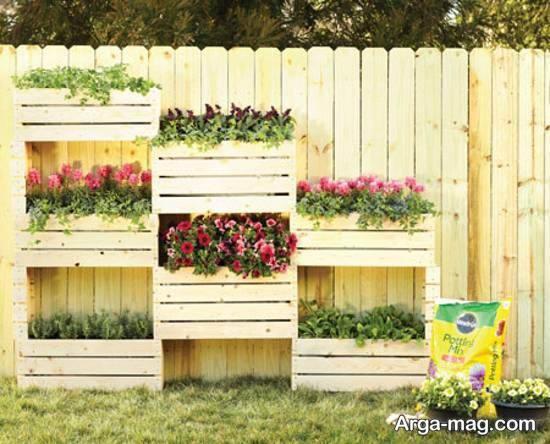 آموزش ساخت باغ کوچک دیواری