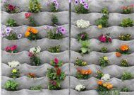 آموزش ساخت باغچه ديواري شيك و زيبا
