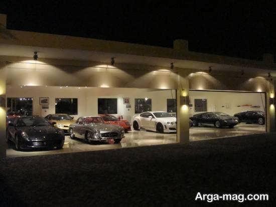 دیزاین و طراحی زیبا و جدیدنمایشگاه اتومبیل