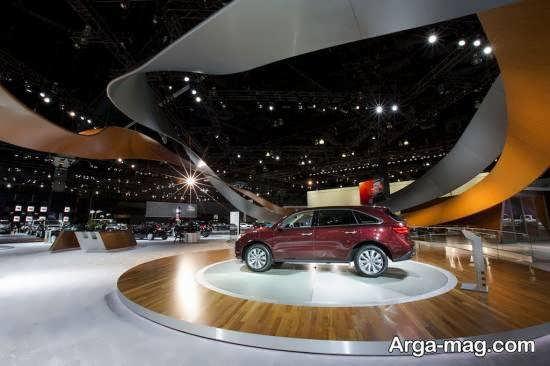 گالری زیبایی از ایده های دکوراسیون نمایشگاه اتومبیل