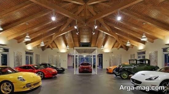 انواع نمونه های متفاوت خاص دکوراسیون نمایشگاه اتومبیل