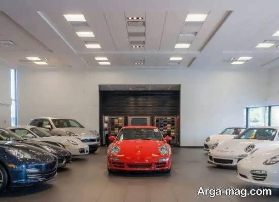 دکوراسیون نمایشگاه اتومبیل و باید ها و نبایدهای آن