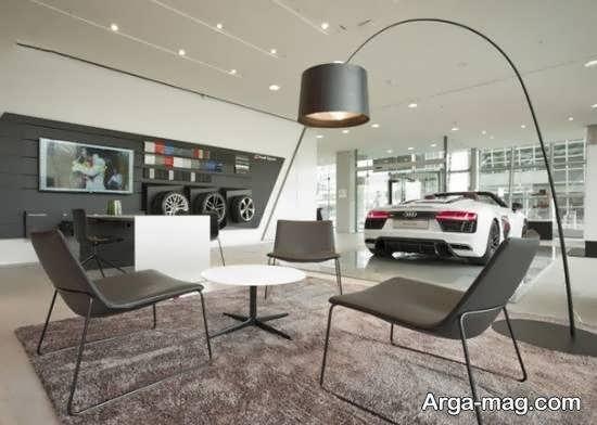 دکوراسیون نمایشگاه اتومبیل و مطالبی مفید و درخور از این طراحی