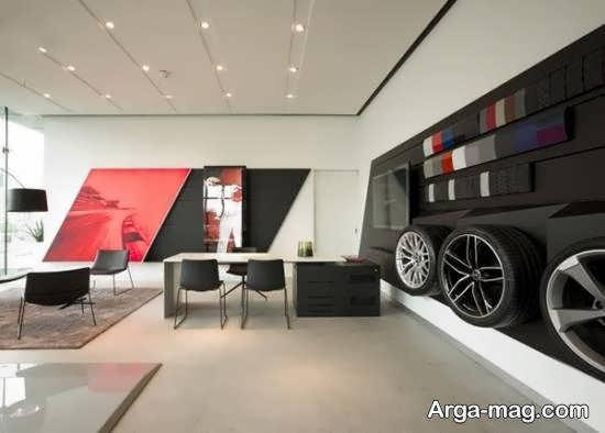 دکوراسیون نمایشگاه اتومبیل و تاثیر آن در بالابردن راندمان فروش
