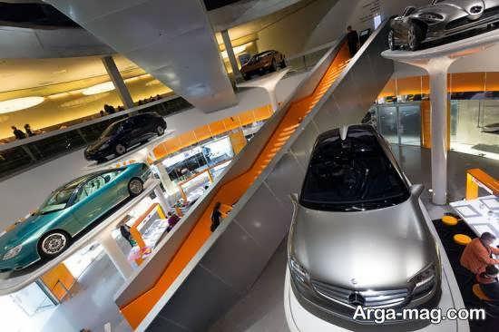 ایده های زیبایی از دکوراسیون نمایشگاه اتومبیل
