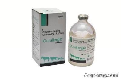 عوارض داروی کلرفنیرامین