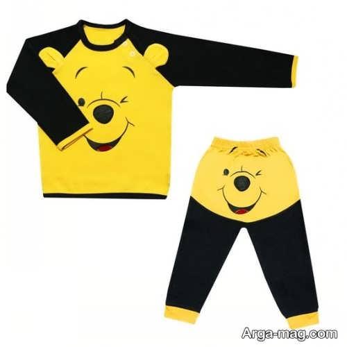 مدل لباس برای بچه های تپل و چاق با طراحی شیک و جذاب