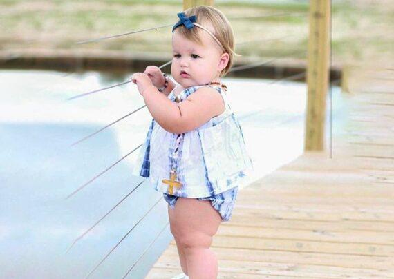 مدل لباس برای بچه های تپل