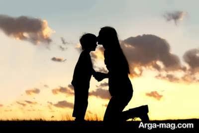متن زیبا و ناب در مورد مادر