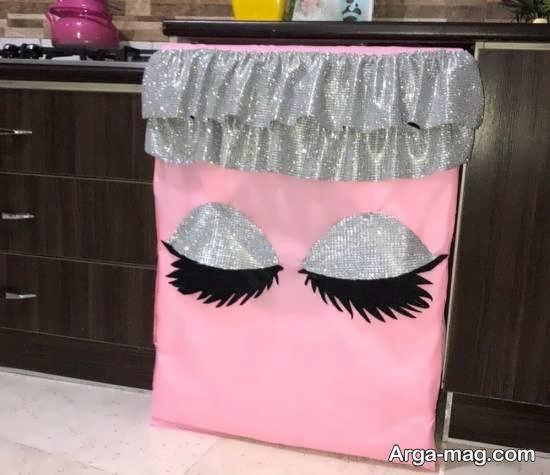انواع نمونه های دوست داشتنی تزیینات ماشین لباسشویی عروس