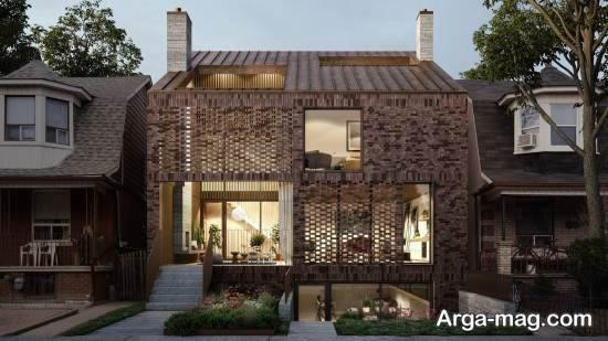 ایده هایی جالب از ظاهر خانه دوبلکس