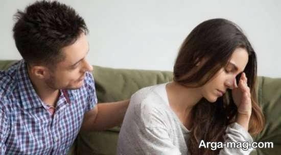 انواع استرس دوران نامزدی