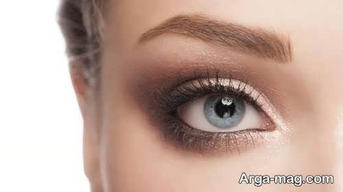 آرایش چشم بدون خط چشم
