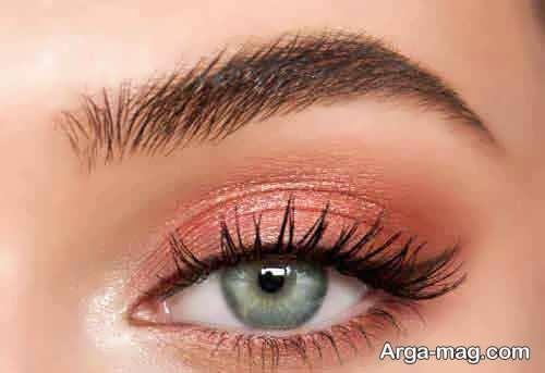 مدل های آرایش چشم بدون خط چشم با متدهای جدید