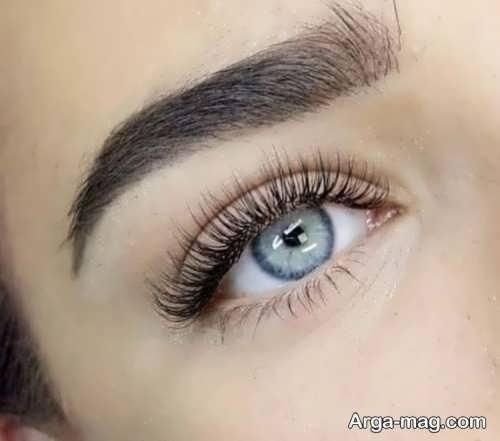 آرایش چشم زیبا و بی نظیر