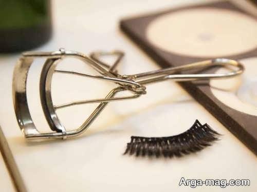 بزرگ نشان دادن چشم با آرایش و چند راز ساده