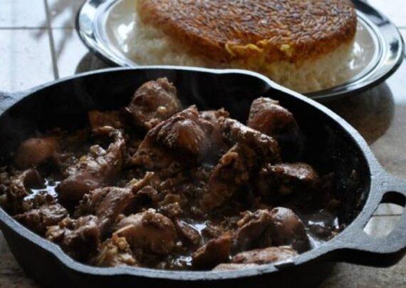 طرز تهیه خورش طلا کوله با طعمی لذیذ