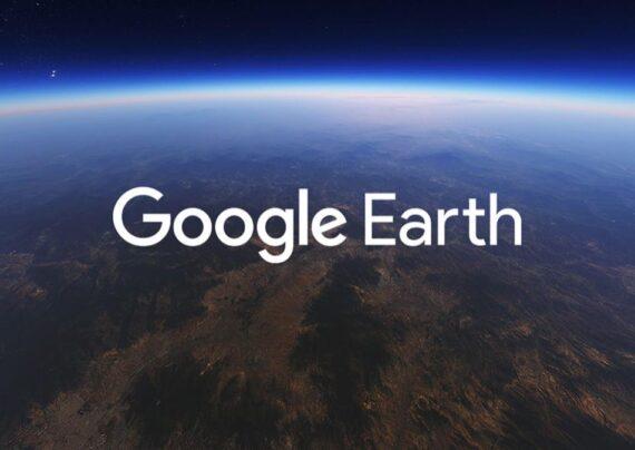 نحوه کار با برنامه گوگل ارث