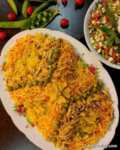دستور پخت آسان غذاهای هندی