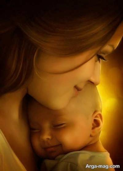 متن زیبا و بلند برای مادر