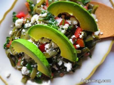 دستور پخت خوراکی های خوش طهم مکزیکی