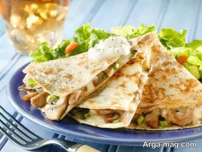آشنایی با دستور پخت 4 تا از غذاهای مکزیکی