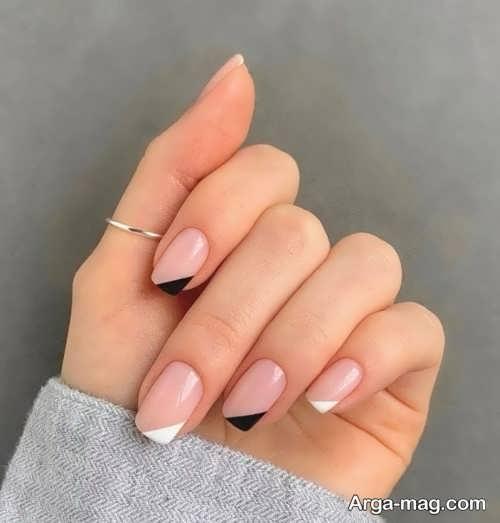 طراحی ناخن زنانه