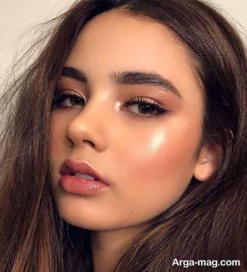 آرایش طبیعی و جذاب