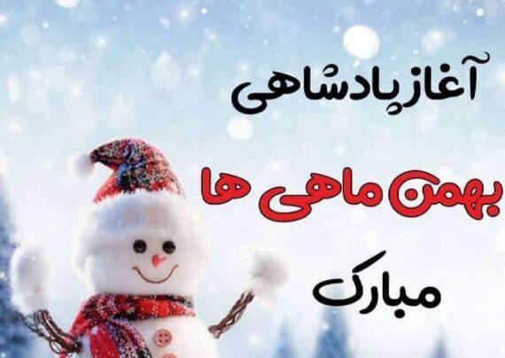 ايده هاي زيبايي از عکس نوشته بهمن