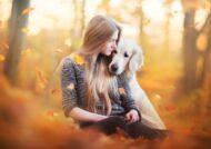 آشنایی با انواع ژست عکس با سگ