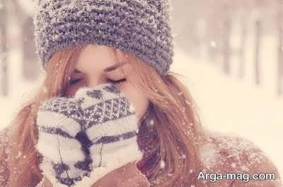 شعر ناب در مورد زمستان