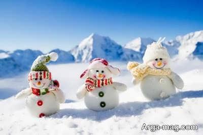 شعر احساسی در مورد زمستان
